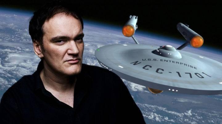Тарантино попросил «взрослый» рейтинг R для нового «Звёздного пути». И студия согласилась!