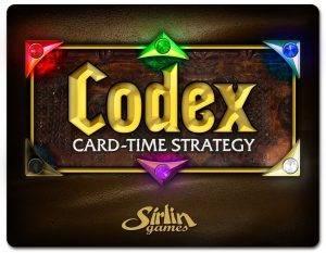 Codex. Настольная игра