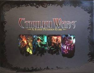 Cthulhu Wars. Настольная игра
