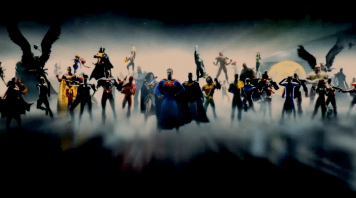 Вот какие фильмы по комиксам DC нас ждут в ближайшее время