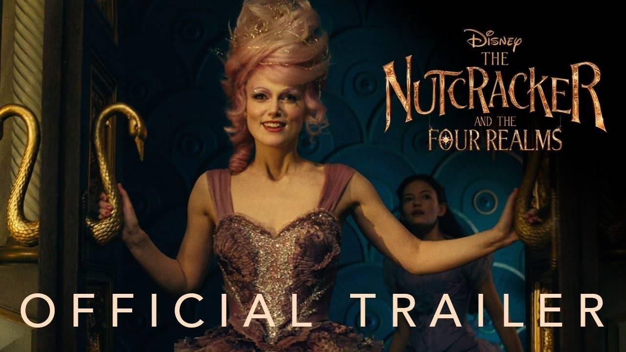 «Щелкунчик и четыре королевства»: вышел трейлер новой тёмной сказки от Disney