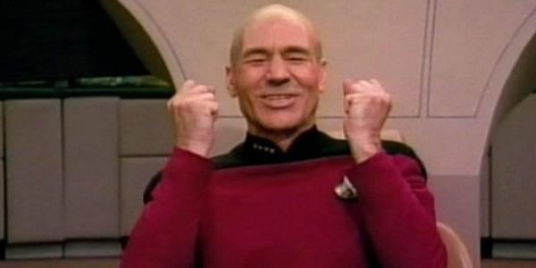 Патрик Стюарт снова сыграет Пикара, если снимать «Звёздный путь» будет Тарантино