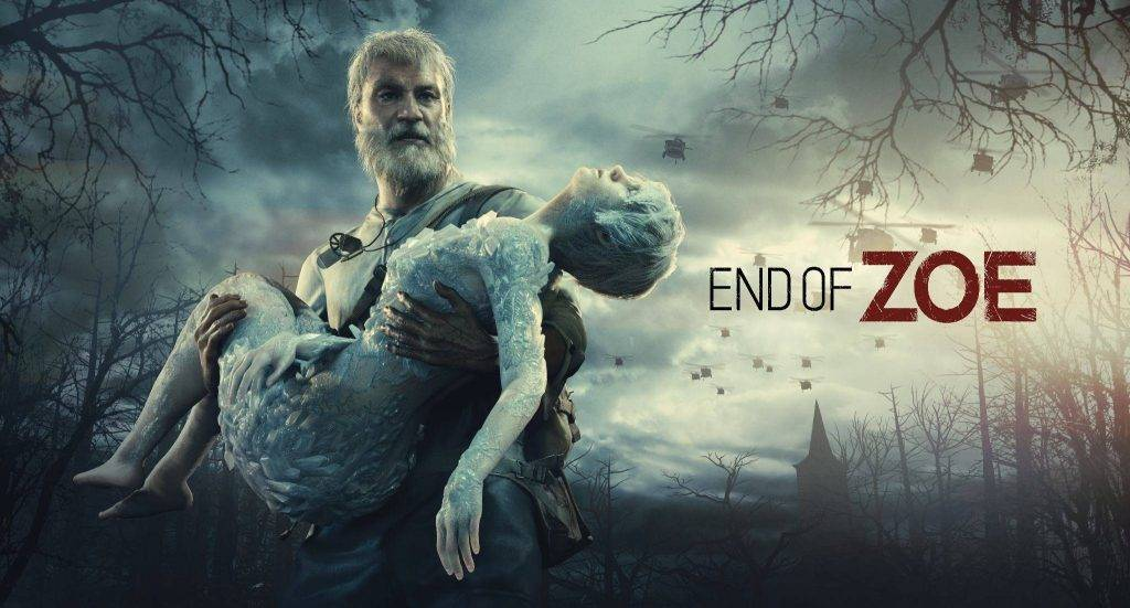 Resident Evil 7: Biohazard. End of Zoe