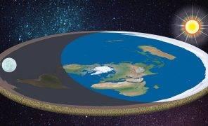 Почему люди верят в плоскую Землю