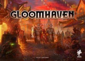 Gloomhaven. Настольная игра