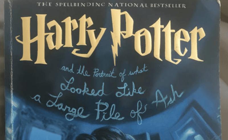 Алгоритм предиктивного набора написал рассказ по «Гарри Поттеру»
