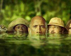 «Джуманджи: Зов джунглей»: старое против нового. Кто кого?