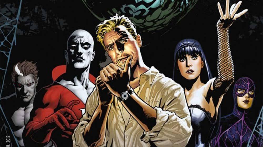 Вот как могли выглядеть герои «Тёмной Лиги справедливости»