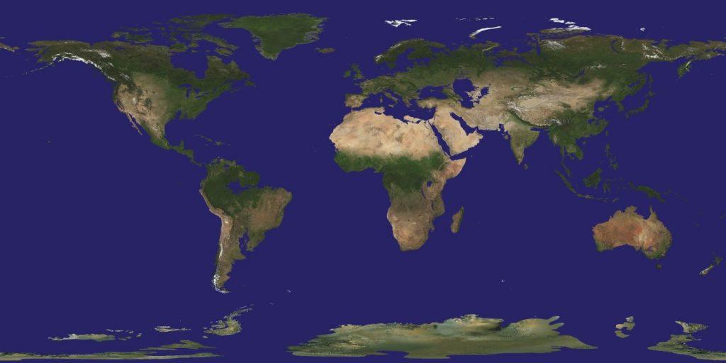 Мир без суши: если бы планета была покрыта водой