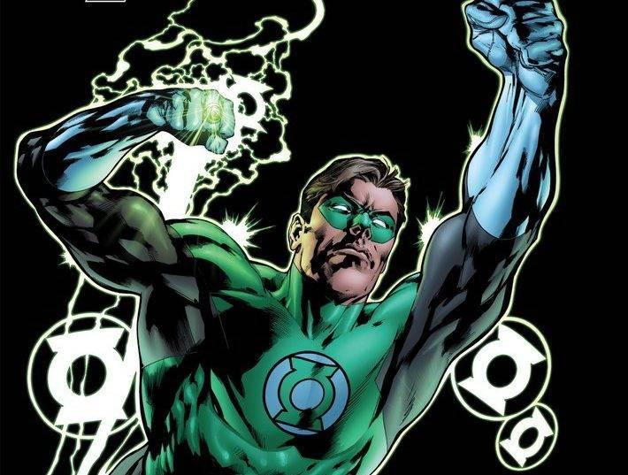 Комикс «Зелёный фонарь. Тайное происхождение» 3