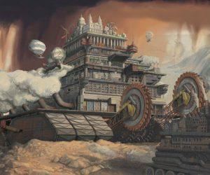 «Смертные машины» от Питера Джексона обзавелись трейлером и новым названием