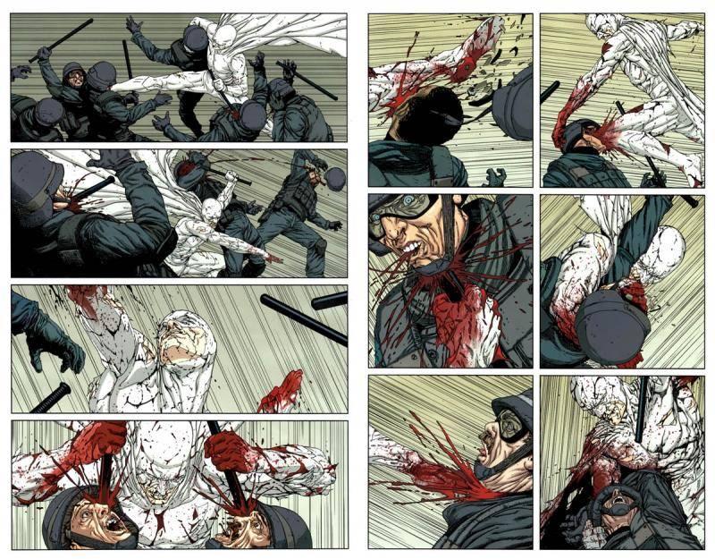 Комикс «Немезис»: представьте, что Бэтмен стал суперзлодеем 1