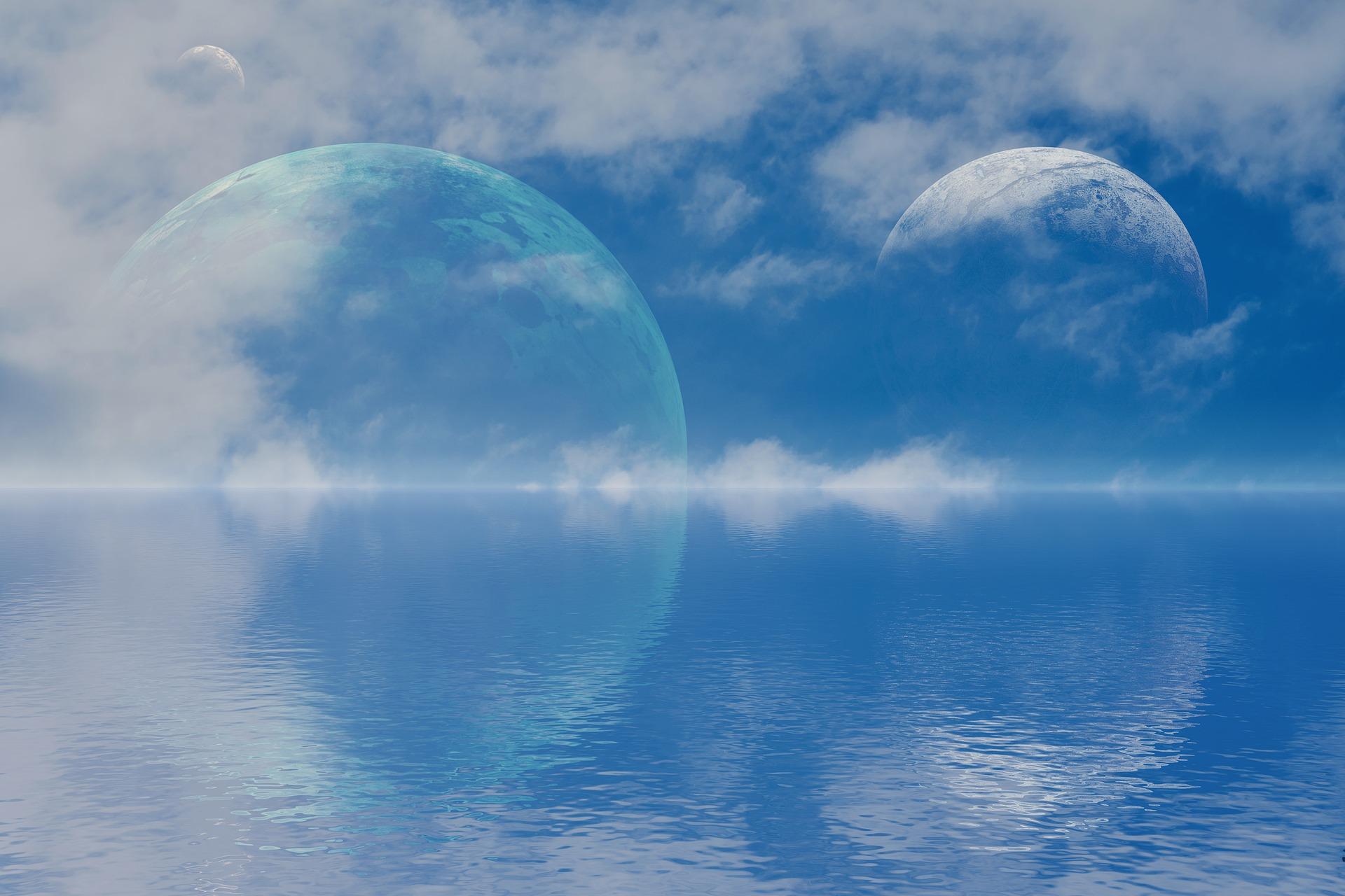 Мир без суши: если бы Земля была покрыта океаном 3