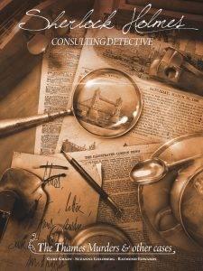 Sherlock Holmes Consulting Detective. Настольная игра