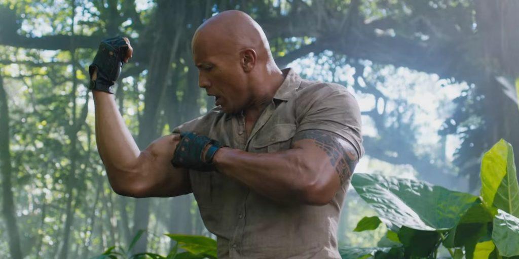 «Джуманджи: Зов джунглей»: старое против нового. Кто кого? 1