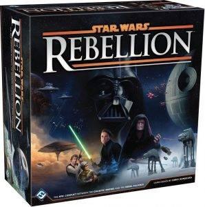 Star Wars: Rebellion. Настольная игра