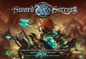 Sword and Sorcery. Настольная игра