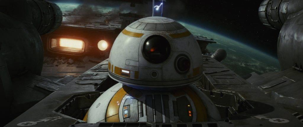 Звёздные Войны.Последние джедаи
