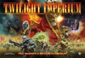 Twilight Imperium: Fourth Edition. Настольная игра