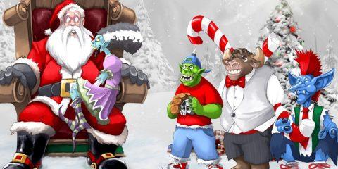 Как отмечают Рождество и Новый год в фантастических мирах 7