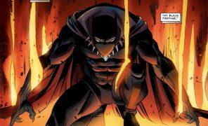 Как Чёрная Пантера вкомиксах воевал сКу-клукс-кланом иЛюдьми Икс