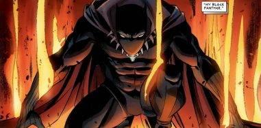 Чёрная Пантера в комиксах воевал с Ку-клукс-кланом и Фантастической четвёркой 23