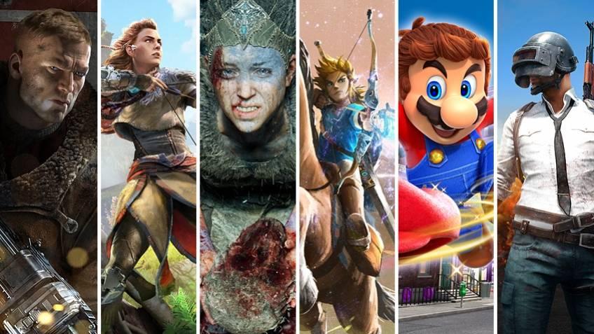 «Игромания» назвала 7 лучших игр года