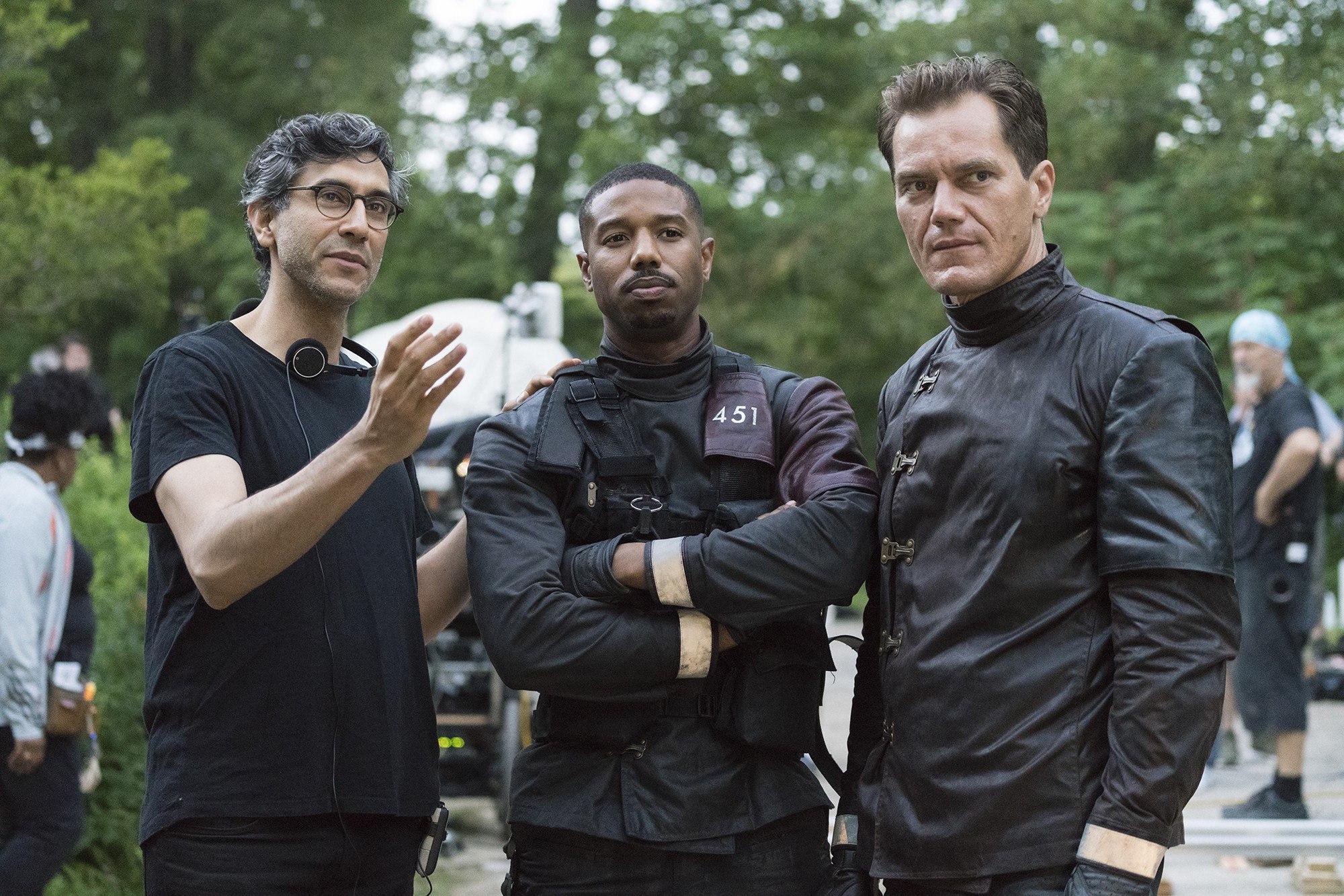 Вышел первый тизер экранизации «451 градус по Фаренгейту» от HBO 4