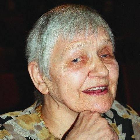 Белла Григорьевна Клюева
