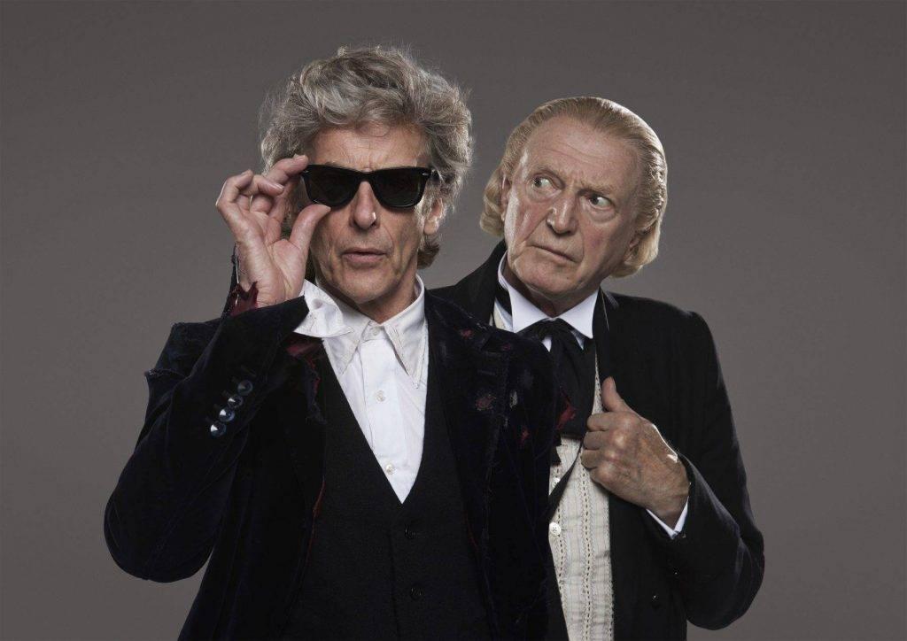 «Доктор Кто: Дважды во времени» — пасхалки в прошальной серии Двенадцатого Доктора 7
