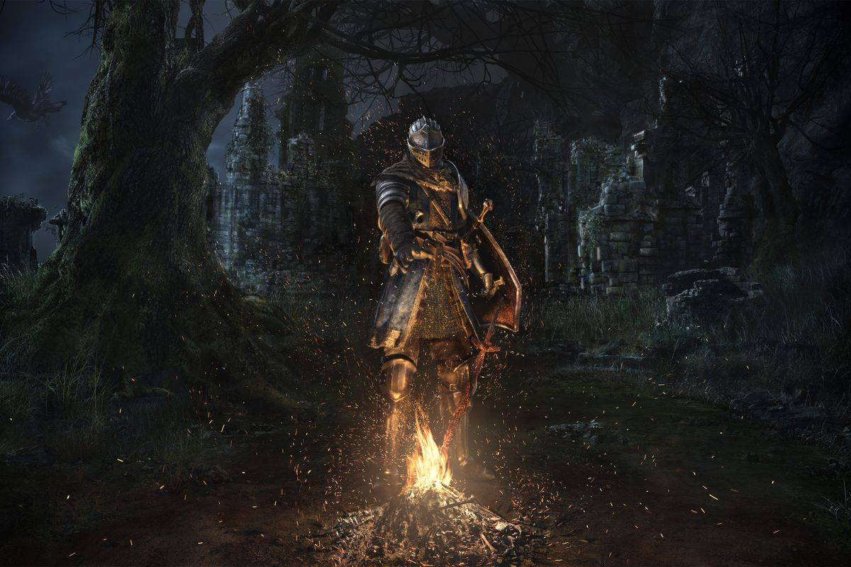 Анонсировали переиздание первой части Dark Souls