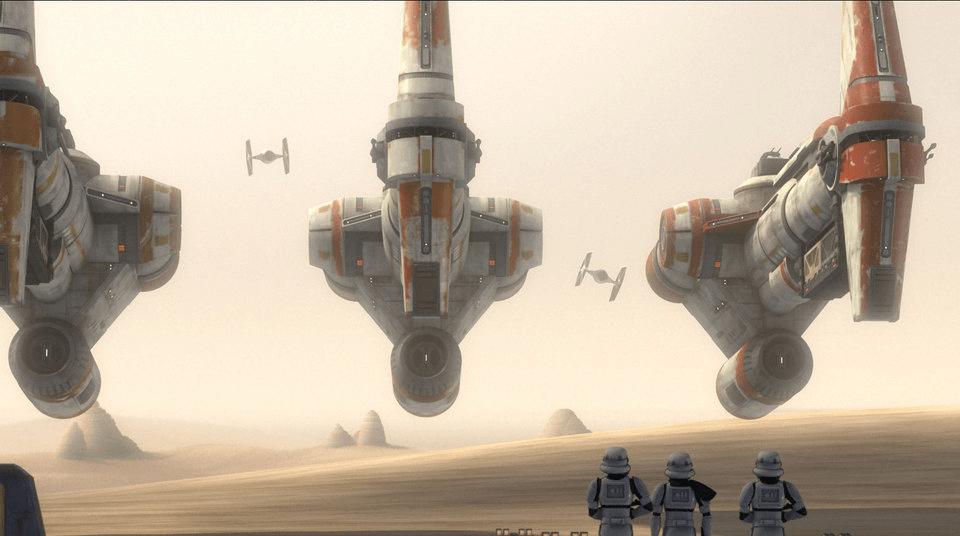 Как «Звёздные войны: Повстанцы» возвращают Расширенную вселенную 3