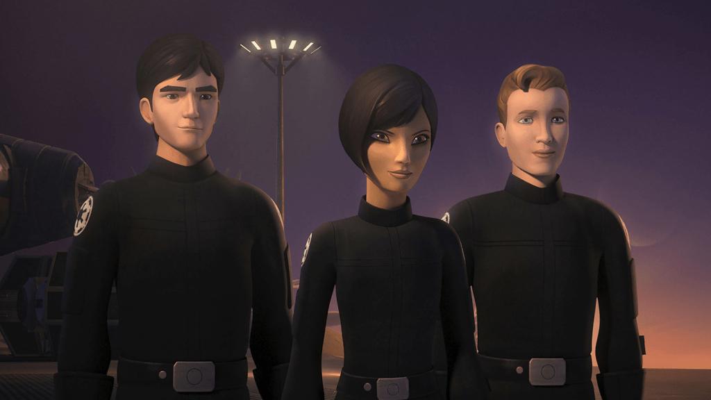 Как «Звёздные войны: Повстанцы» возвращают Расширенную вселенную 4