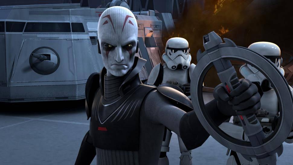 Как «Звёздные войны: Повстанцы» возвращают Расширенную вселенную 7