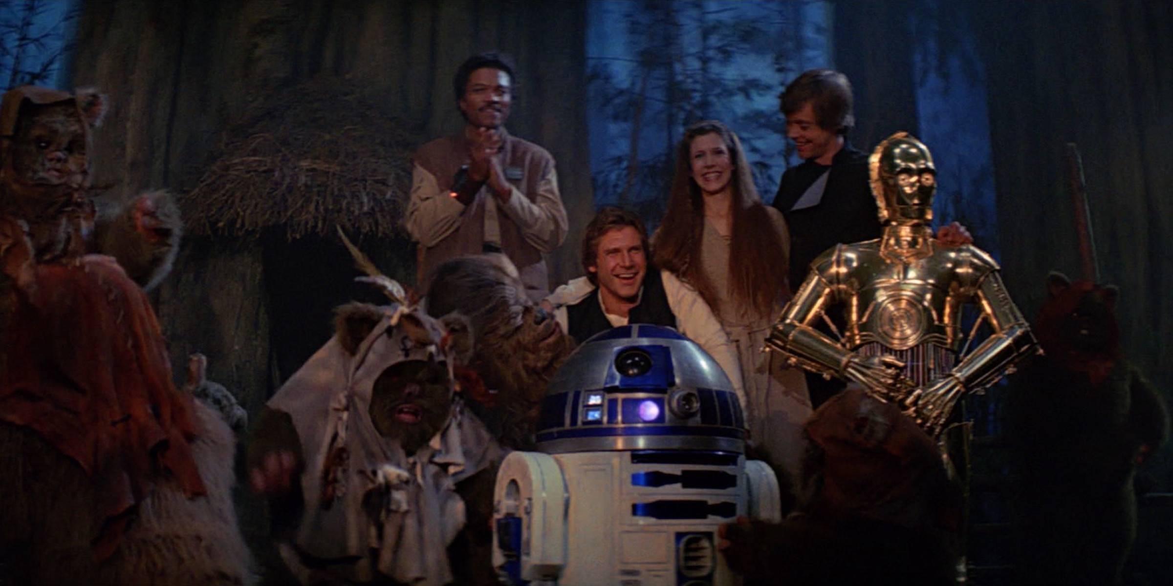 В Esquire раскритиковали «Звёздные войны» за сюжетные дыры. Авторы нашли, что им ответить! 2