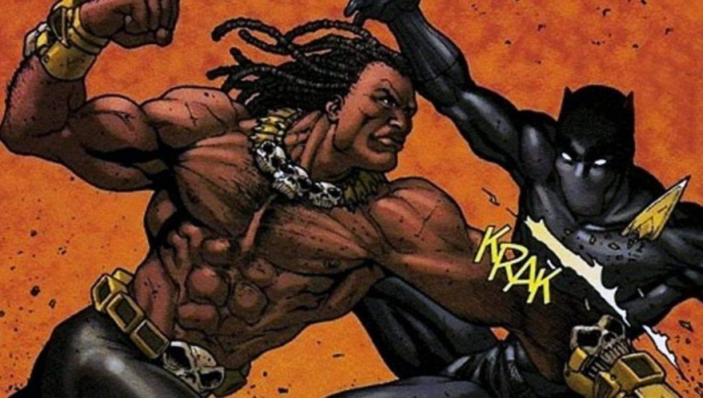 Чёрная Пантера в комиксах воевал с Ку-клукс-кланом и Фантастической четвёркой 11