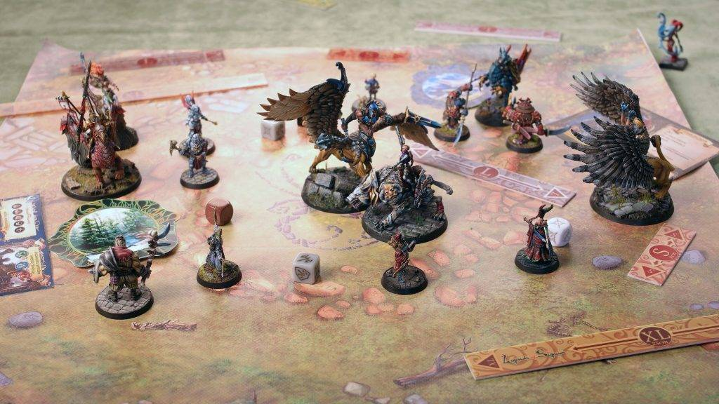 Легенды Сигнума. Битва за Валлор