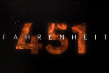Вышел первый тизер экранизации «451 градус по Фаренгейту» от HBO