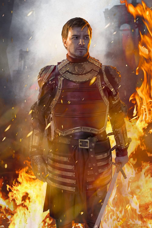 Косплей: Серсея, Джейме и Тирион Ланнистеры из «Игры престолов» 4
