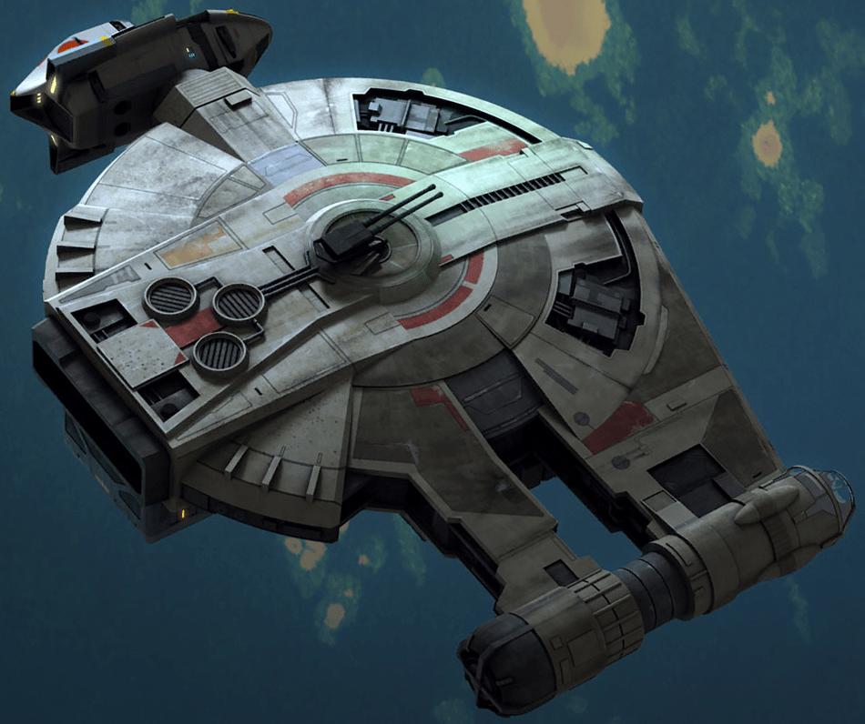 Как «Звёздные войны: Повстанцы» возвращают Расширенную вселенную 13