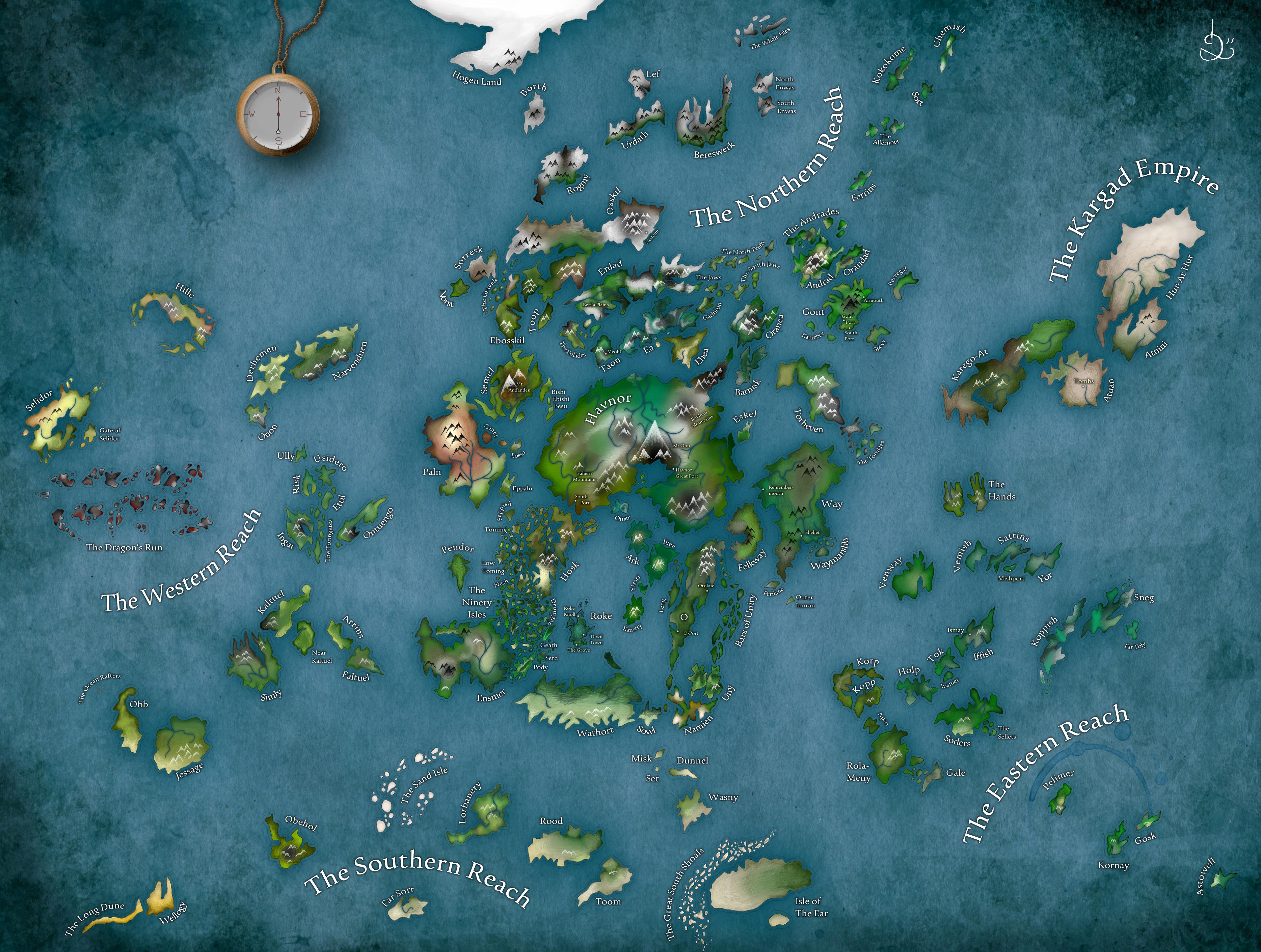 Легенды Архипелага: Земноморье Урсулы Ле Гуин 5
