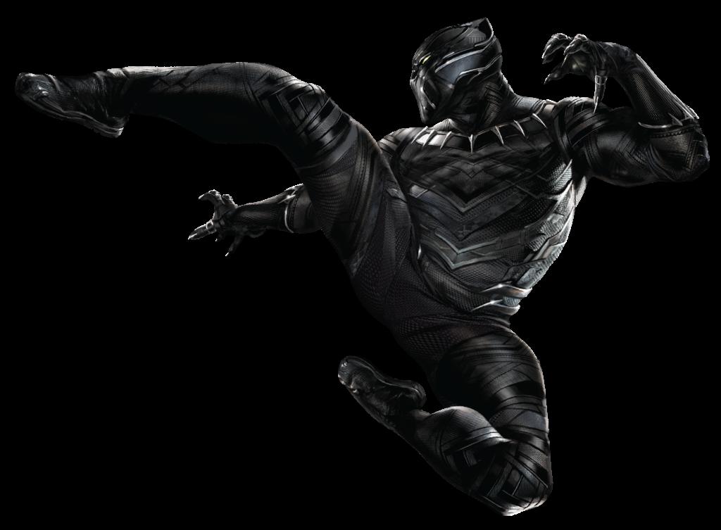 Чёрная Пантера в комиксах воевал с Ку-клукс-кланом и Фантастической четвёркой 21