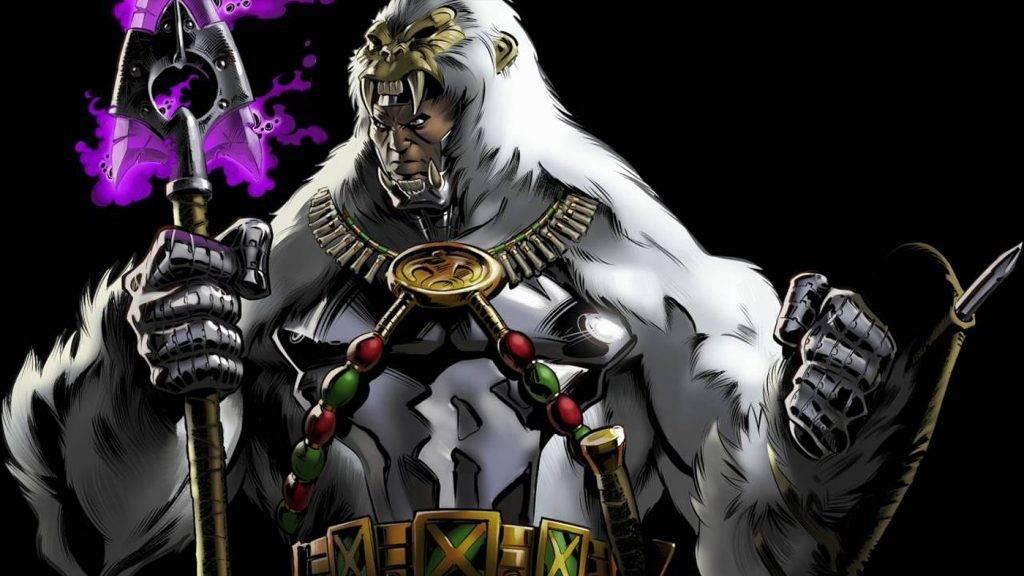 Чёрная Пантера в комиксах воевал с Ку-клукс-кланом и Фантастической четвёркой 5
