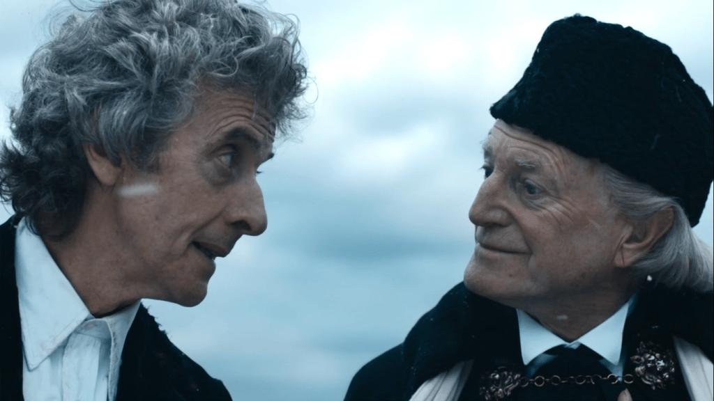 «Доктор Кто: Дважды во времени» — пасхалки в прошальной серии Двенадцатого Доктора 25