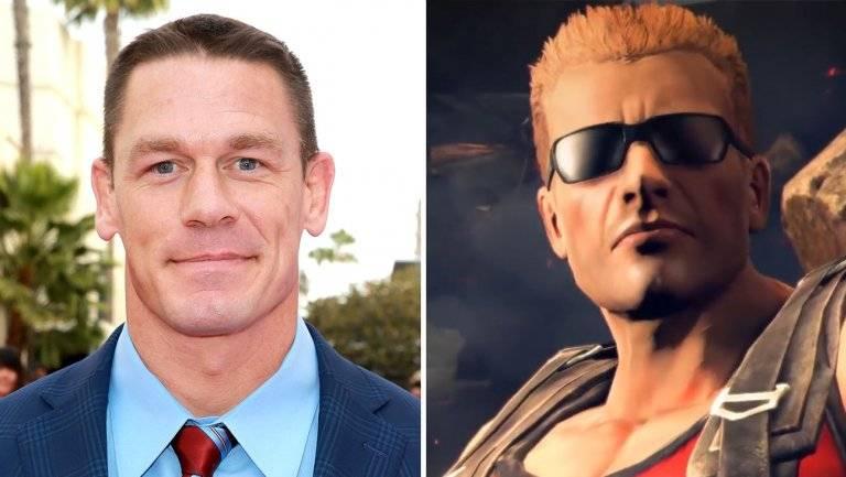 Рестлер Джон Сина ведёт переговоры о съёмках в экранизации Duke Nukem