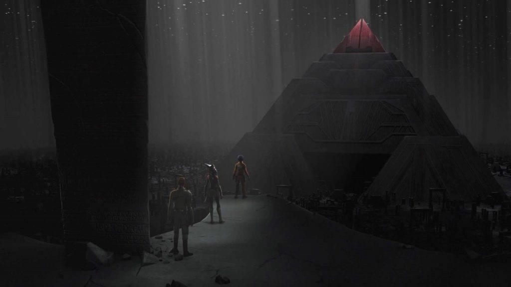 Как «Звёздные войны: Повстанцы» возвращают Расширенную вселенную 14