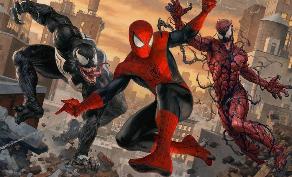 Слух: в фильме «Веном» будет камео Человека-паука