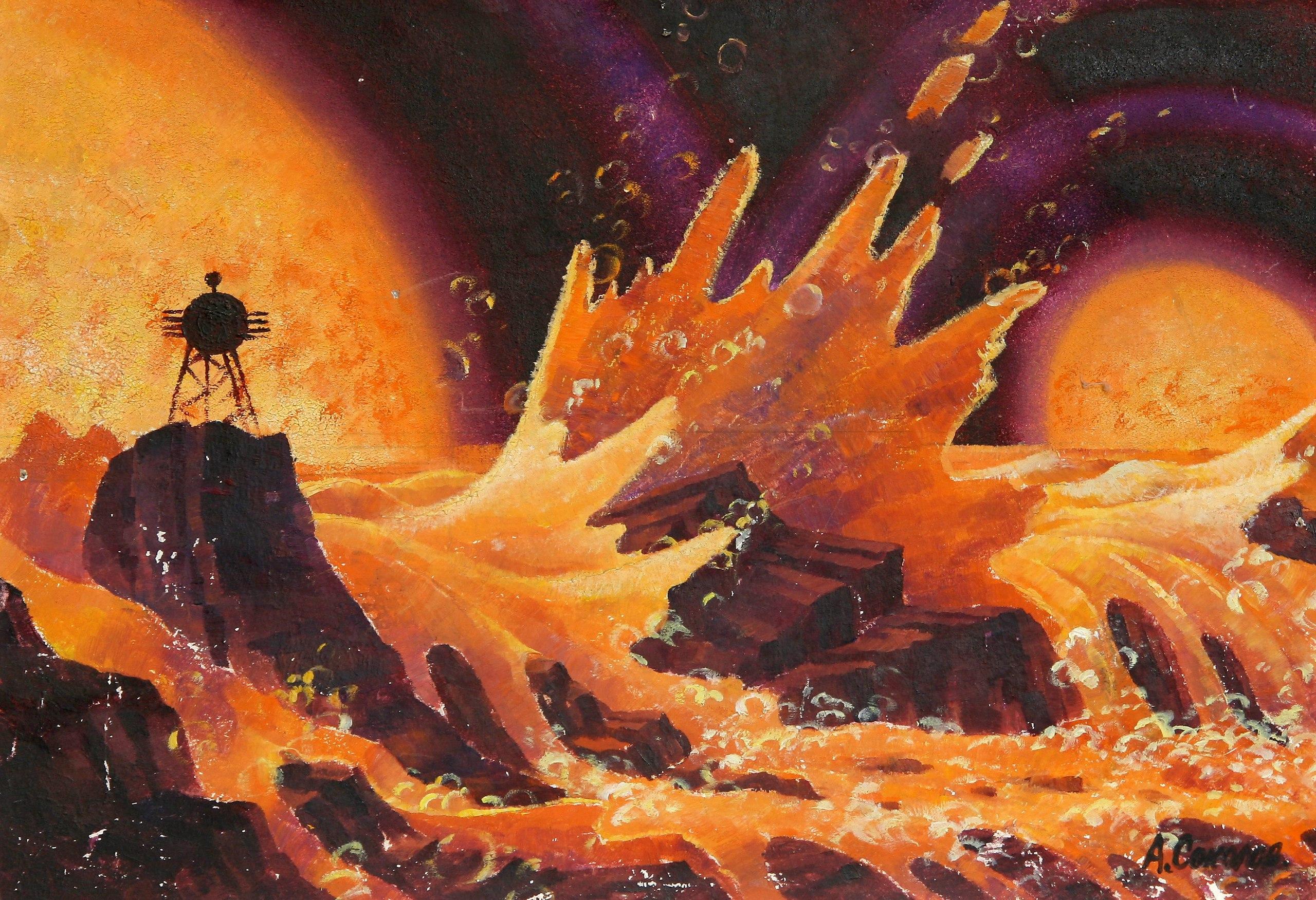 «Музей будущего»: 9 коротких научно-фантастических рассказов 6