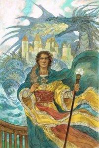 Легенды Архипелага: Земноморье Урсулы Ле Гуин 8