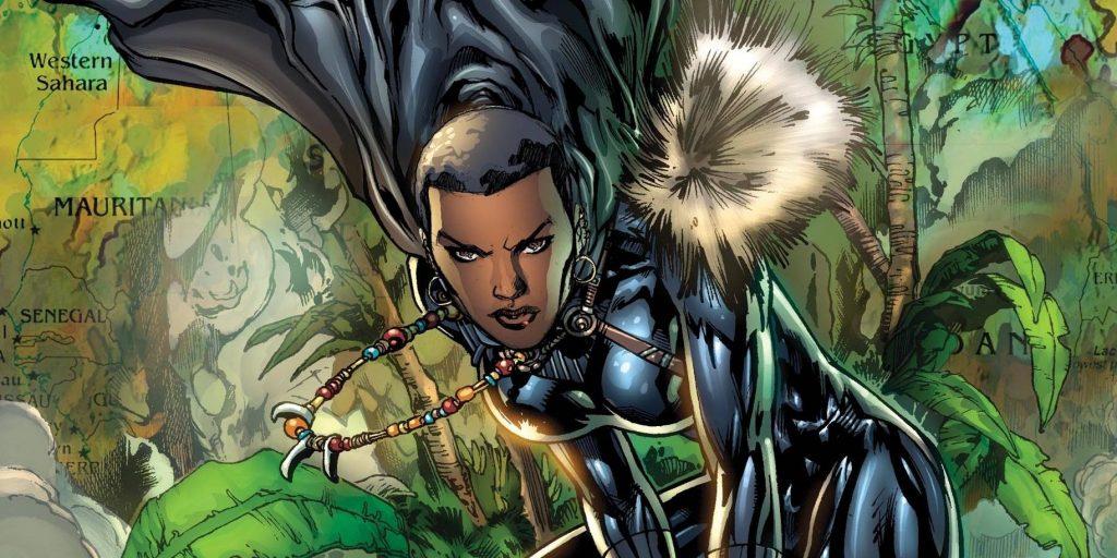 Чёрная Пантера в комиксах воевал с Ку-клукс-кланом и Фантастической четвёркой 16